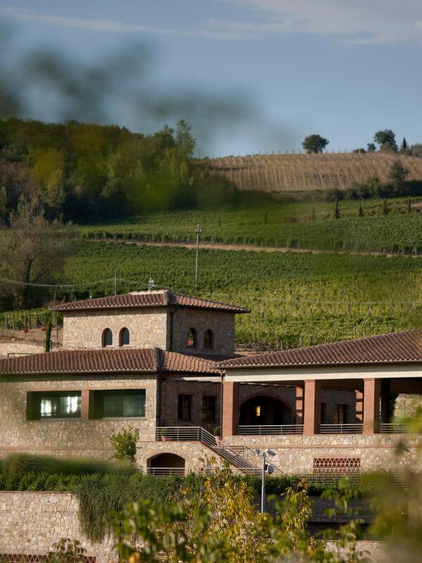 Castello di Radda winery in Radda in Chianti, Chianti Classico DOCG