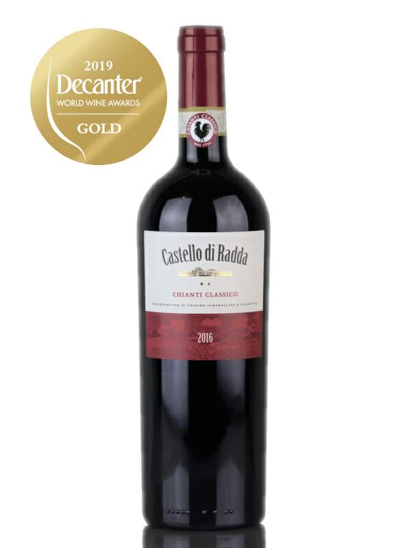 Chianti Classico DOCG, Castello di Radda 2016 red wine