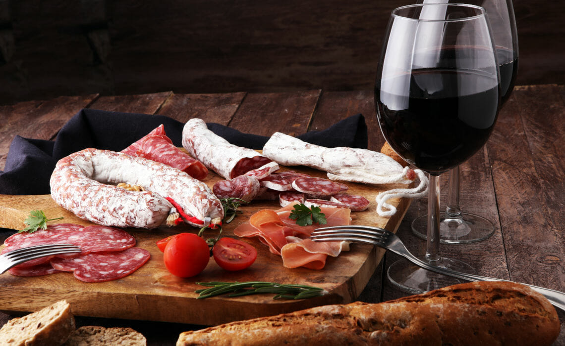 Delicious dishes to pair with Barolo, Barbaresco and Barbera |