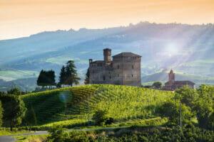 Barolo - Castle of Grinzane Cavour