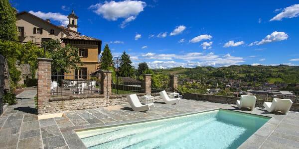 Outside view of Relais Villa Del Borgo