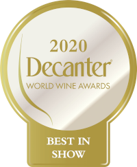 Decanter World Wine Awards 2020 - Best in Show