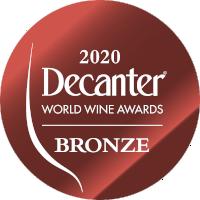 Decanter World Wine Awards 2020 medal - Bronze