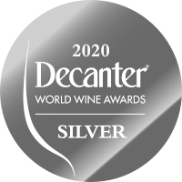 Decanter World Wine Awards 2020 medal - Silver
