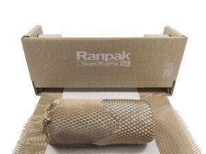 Geami paper roll by Macfarlane Packaging