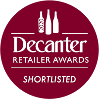 Independent Wine Ltd was shortlisted at the Decanter Retailer Awards 2020