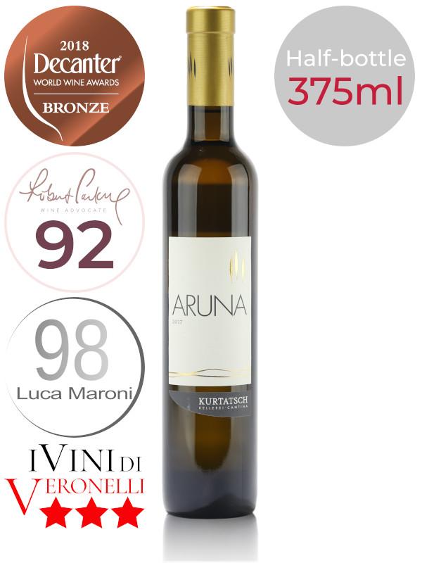 Kurtatsch Aruna 2016 Passito Gewurztraminer Dessert Wine Half-bottle