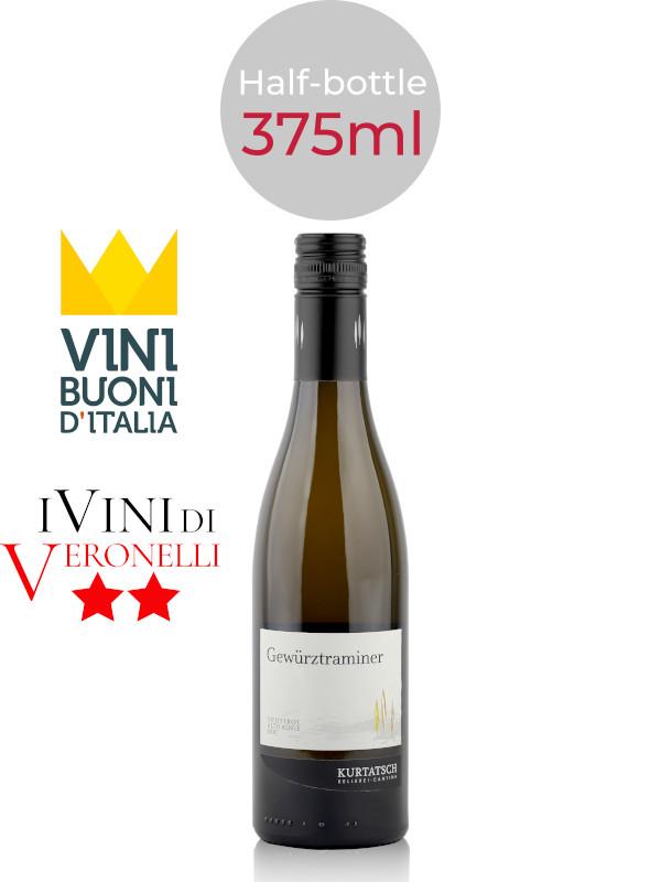 Kurtatsch Gewurztraminer 2019 Alto Adige DOC - Half-bottle 375ml