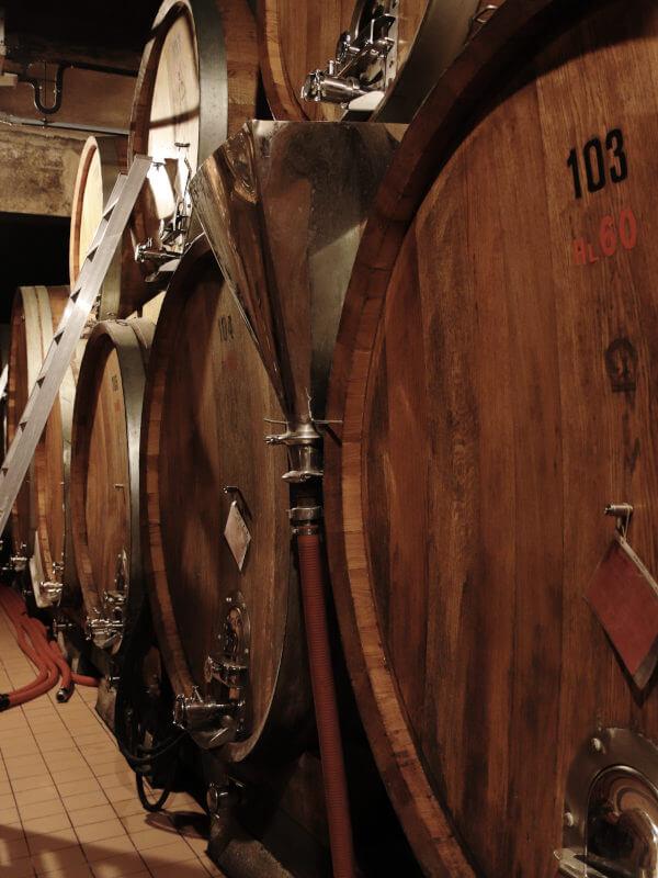 Kurtatsch Old Ageing cellar, Alto Adige DOC