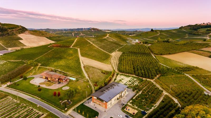 Demarie winery, Vezza d'Alba, Roero, Piemonte, Italy