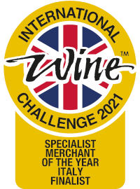 International Wine Challenge - Specialist Merchant of the Year 2021 - Italy Finalist