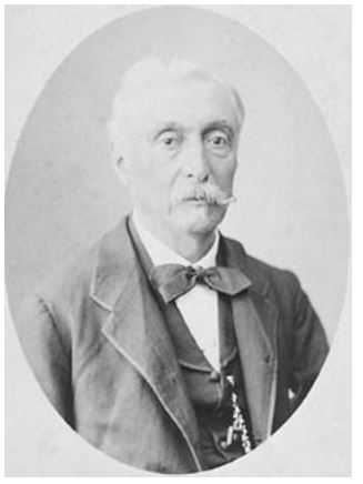 Photograph of Stefano Di Stefani, archaeologist from Verona