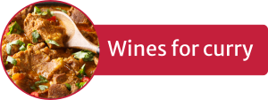 Icon of Wines for curry